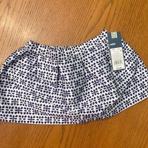 Osh'Kosh Holiday Skirt NWT 2T